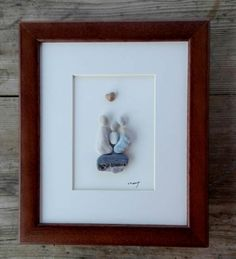 Pebble art family3 Family3 gift Family3 stone by pebbleartSmiljana
