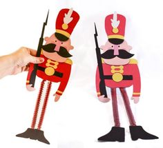 Lettering Delights - Candy Long Legs Soldier