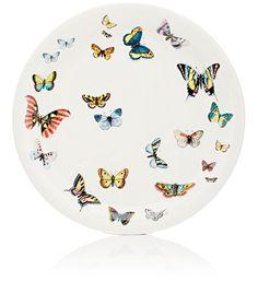 Fornasetti Farfalle Round Tray | Barneys New York