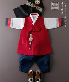 유주부띠끄 YUJUBOUTIQUE Korean Traditional, Traditional Outfits, Korean Hanbok, Korean Babies, Baby Birthday, Kids And Parenting, Style Icons, Korean Fashion, Costumes