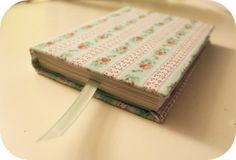 Book with Real Binding « Pschh I Can Make That