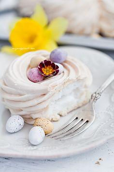 Easter Pavlova Recipe