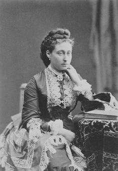 The Princess Alice, Grand Duchess of Hesse