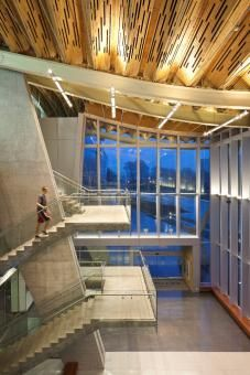 Richmond Olympic Oval by Cannon Design   #interior #modern #sport