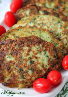 Side Dish: Kabak Mucver