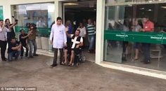Chapecoense survivor Alan Ruschel leaves hospital 18 days After Plane Crash