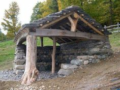 Awesome little shed.