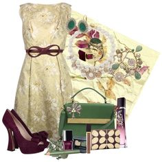 """That Dress....."" by renamichelle on Polyvore"