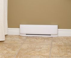 Connex Baseboard heaters for the Bathroom