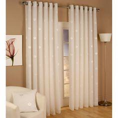 Beautiful Walmart Burlap Curtains