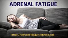 So if making a couple of dietary adjustments and other way of life changes have not sufficiently given help to Adrenal fatigue supplement there are a few supplements that can be fused into your eating routine. They may support your body's safe framework and digestion, in this manner giving a more prominent measure of help. More detail visit our website https://adrenal-fatigue-solution.com