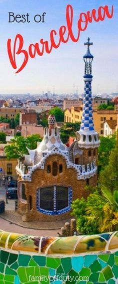 Ideas for things to do with kids in Barcelona - a very family-friendly city with lots of  activities in for the little ones. Barcelona is beautiful and fun city to visit with your family. So here are the best things to do in Barcelona with children in your next family vacation; includes Barcelona zoo, citadel park, museu de la xocolata, Barcelona aquarium, la Barceloneta beach, Montjuic etc. Plan your family trip to Barcelona now #barcelonawithkids, #familytravel