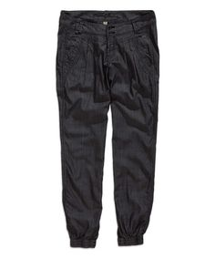 This Black Harem Jeans is perfect! #zulilyfinds