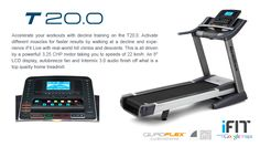 Check out the saving on the fantastic Nordictrack T20.0