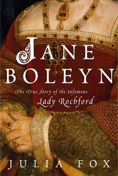 Jane Boleyn- not massively enamoured with this, to be honest...