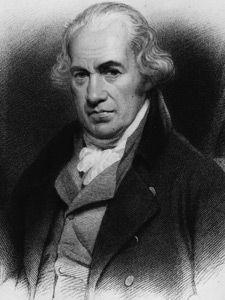 James Watt: a man of math and steam (Born: 18/01/1736, Died: 19/08/1819)