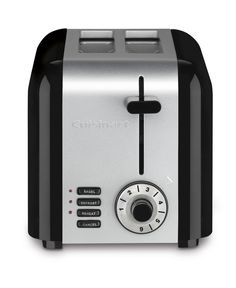 CPT-320 - 2-Slice Compact Stainless Toaster - Toasters - Products - Cuisinart.com