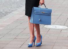 Baby blue?  We like.