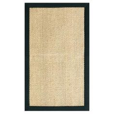 Home Decorators Collection Marblehead Sisal Black 9 ft. x 12 ft. Area Rug-0291050210 at The Home Depot