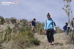 Actividad que se realizó el 2 de Agosto en el Cerro Manquehue. #deporte #trekking #outdoor