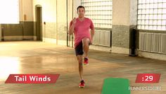 Rapid Muscle Response Workout | Runner's World