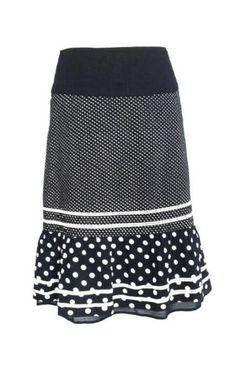 Zwart witte polkadot rok maat 36. Tante Twiggy <3 www.marktplaats.nl/verkopers/20281615.html