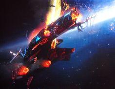 Mass Effect 2 - Death by CrimsonVlkyrie