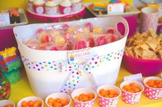 Popsicle Pool Party via Kara's Party Ideas | KarasPartyIdeas.com (27)