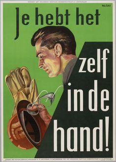 1954 - Werk Veilig