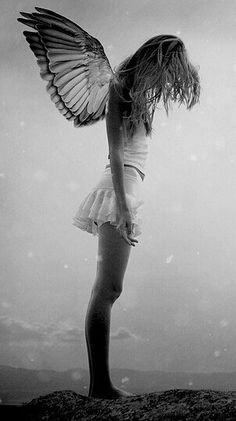 You always had wings dear, you just needed to learn how to fly.