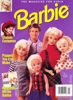 #Barbie Magazine ❤