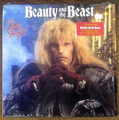 """""""Beauty and the Beast"""" ~ TV Soundtrack ~ LP ~ Ron Perlman Ron Perlman, Capitol Records, Beauty And The Beast, Soundtrack, Poetry, Conditioner, Tv, Nice, Music"""
