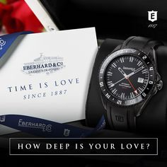 "The Scafograf GMT ""The Black Sheep"" makes its intentions very clear: to stand out from the rest, to go down in history like nothing before it, to be able to plunge in headlong with abandonment. Strong, loyal, charismatic, The Black Sheep is a watch that tells of a highly intimate relationship with one's love life. #eberhard #eberhardwatches #eberhard_co #eberhard1887 #eberhard_1887 #scafografgmttheblacksheep #scafografgmt #limitededition #valentinesday Black Sheep, Love Life, First Love, Rest, Strong, Relationship, History, Watch, Historia"