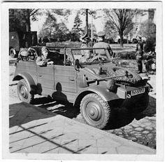 Kübelwagen Kfz 1 Type 82