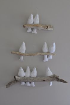 RestlessOasis: Nursery: Sources and DIY Bird Mobile/Art Piece