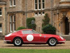 Ultra rare 1966 Ferrari 275 GTB/C