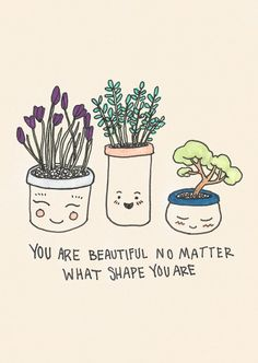 You are beautiful no matter what shape you are #bodypositive #bodypositivity