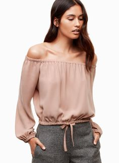 Wilfred BLOUSE ELEANORA | Aritzia