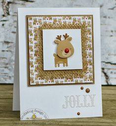 Doodlebug Design Inc Blog: Home for the Holidays: Creative Card Ideas