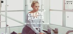 Create Pilates - Site of the Day December 11 2013