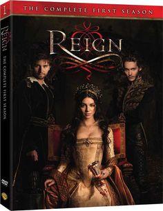 REIGN Season 1 DVD Contest