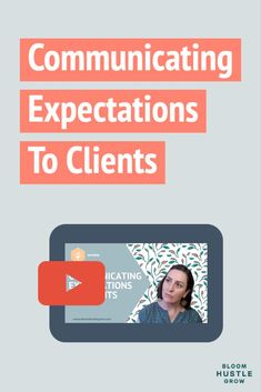 A key part of your offers systems is clearing communicating expectations to your clients about what you offer and how you deliver it. In this video, I go through some of the key things that need to be communicated to your clients, as well as some suggestions of how/when you might communicate that information within your process Creating A Business, Growing Your Business, Learn To Run, Sales Strategy, Word Of Mouth, Business Entrepreneur, Social Media Tips, Business Planning, How To Plan