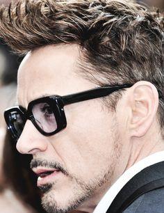 Robert Downey Jr Iron Man 3 Premier  April, 2013
