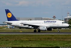 D-AILI Lufthansa Airbus A319-114