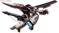VF-1J Valkyrie Gerwalk