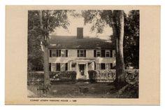 Cornet Joseph Parsons house- 1658    sq-box_cornet-joseph-parsons_house_150.jpg 879×586 pixels