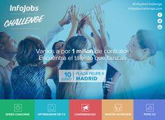Un nuevo evento de la mano de InfoJobs para mejorar tu #empleabilidad http://www.belenclaver.com/firma-invitada-infojobs-infojobs-challenge/ #InfojobsChallenge