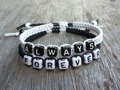Cute Boyfriend/Girlfriend Bracelets