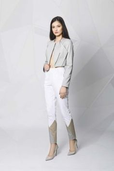 Feminine & stylish White Jeans, Feminine, Spring Summer, Stylish, Shopping, Collection, Fashion, Women's, Moda