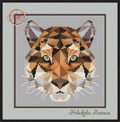 Cross Stitch Charts, Cross Stitch Patterns, George Cross, Cross Stitch Tutorial, Brazilian Embroidery, Chart Design, Cross Stitch Animals, Halloween Cat, Hand Embroidery
